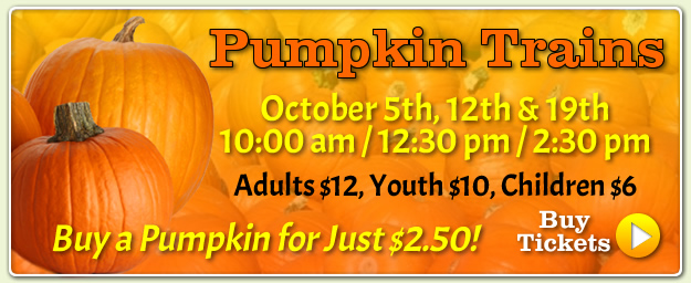 Pumpkin Trains 2019